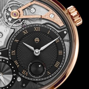 Dual Time Resonance Manufacture Edition Rose Gold