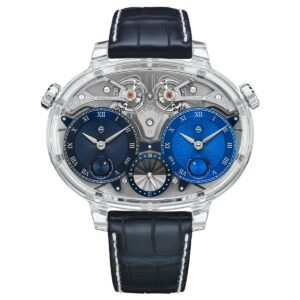 Dual Time Resonance Manufacture Edition Sapphire