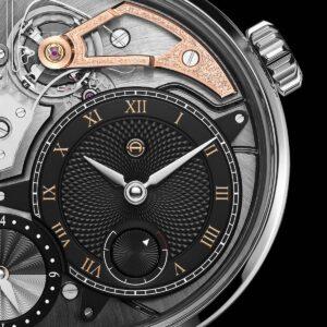 Dual Time Resonance Manufacture Edition Titanium