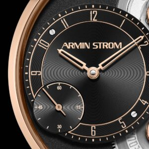 Gravity Equal Force Manufacture Edition Black Gold