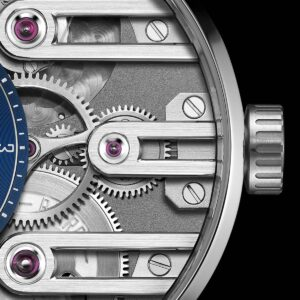 Gravity Equal Force Manufacture Edition Blue