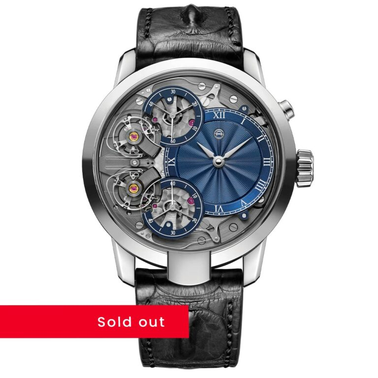 Mirrored Force Resonance Special edition Guilloché Dial