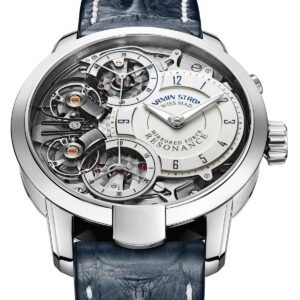 Mirrored Force Resonance Manufacture Edition Blue